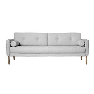 Moderne Lys Grå Sofa