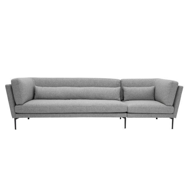 Grå Moderne Sofa