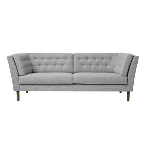 Lys Grå Sofa