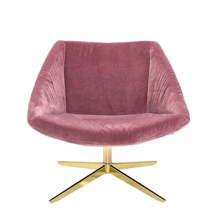 Seriøst Elegant Rose Lenestol - UMA Interiør - Moderne Designmøbler UK-64