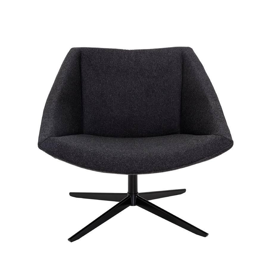 Enorm Elegant Grå Lenestol - UMA Interiør - Moderne Designmøbler YV-15
