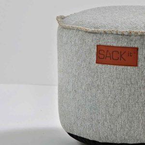 SACKit Puff - RETROit Cobana Sand Melange