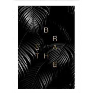 msHay BREATHE plakat 50x70