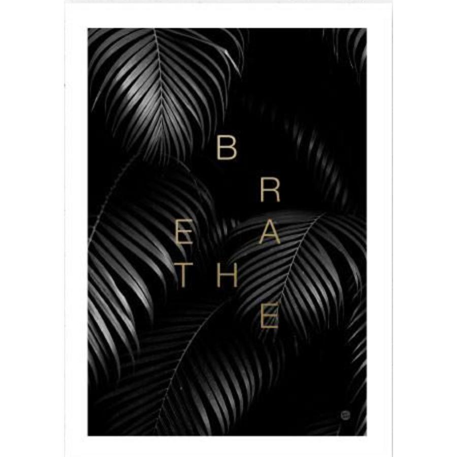 Fra mega msHay BREATHE plakat 50x70 - UMA Interiør - Moderne Designmøbler QV-02
