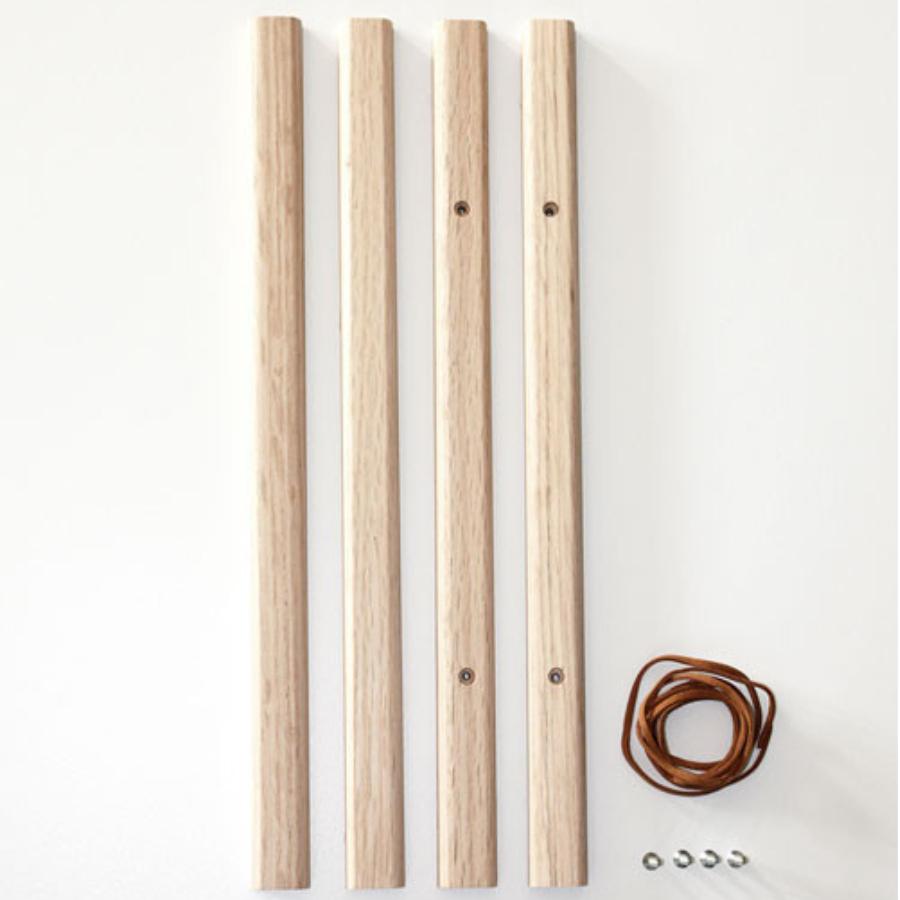 45eb2168 msHay Trelist Ramme Eik 50x70 - UMA Interiør - Moderne Designmøbler ...