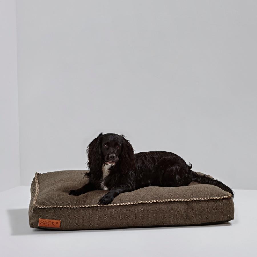 Hundeseng - DOGit Cobana Stor Brun - UMA Interiør - Nettbutikk