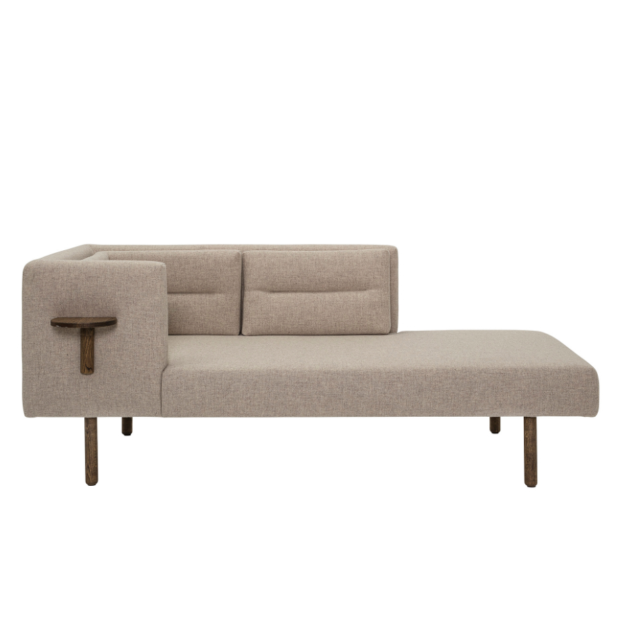 Bloomingville Lean Daybed Brun