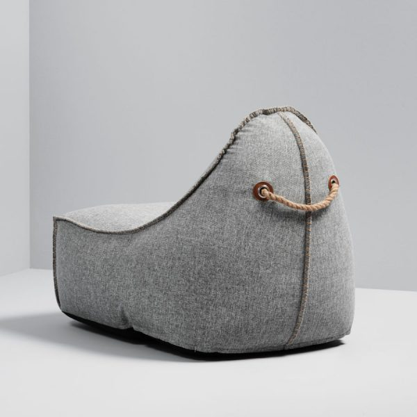 Sackit Sittesekk - RETROit Cobana Light Gray